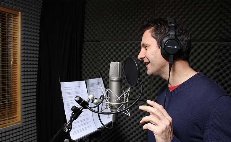Audio reklama, primeri radio reklame i profi radijski glasovi sa velikim iskustvom